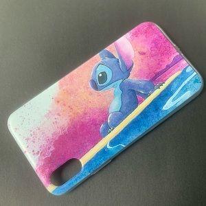 Disney's Stitch Surfing iPhone XR Case